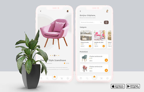 MOB | Application Web - Application mobile