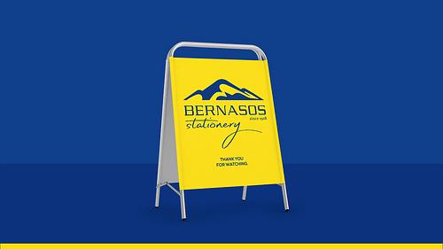 Bernasos - Identity Rebranding - Social media