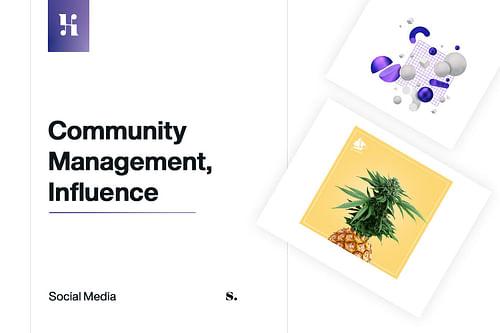 Une stratégie sociale qui vous fera planer. - Image de marque & branding