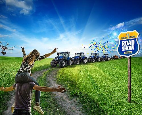 New Holland Roadshow - Branding & Positionering
