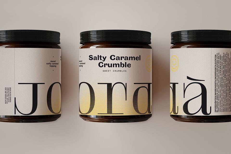 Jordà – Product branding