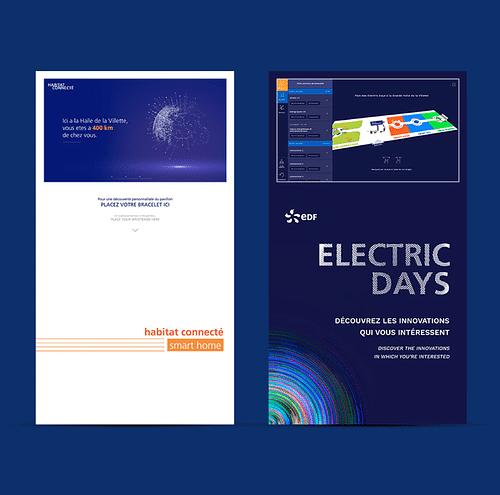 Electric Days - EDF - Stratégie digitale