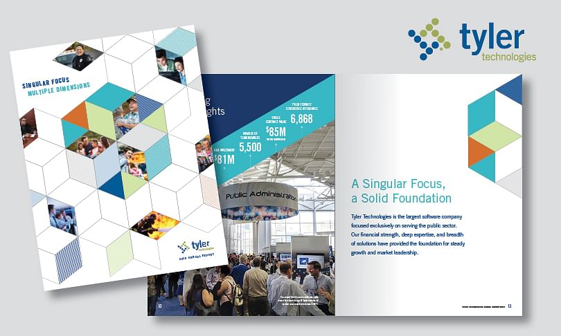 Tyler Technologies Annual Report
