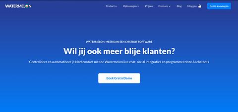 Watermelon: Website Design