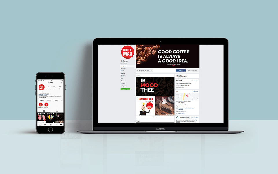 Koffiemax - Marketingpartner