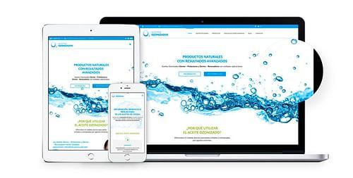 Diseño de sitio web, blog y Social Media - E-mailing