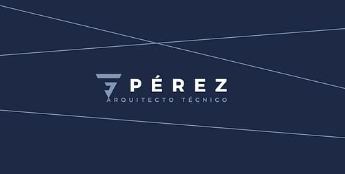 Pérez Arquitecto - Diseño Gráfico