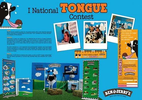 NATIONAL TONGUE CONTEST - Publicidad