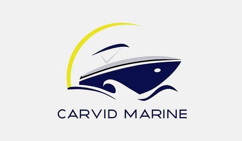 Carvid Marine - Diseño Gráfico