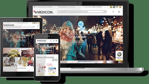 Mit Personalisierung zur Conversionsteigerung - Webanwendung