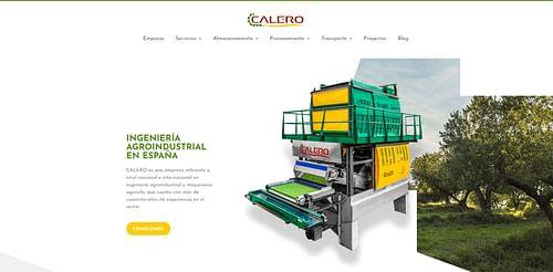 Marketing Externo Industria - Creación de Sitios Web