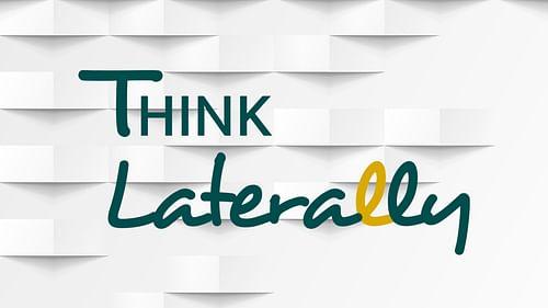 Brand identité   Thinklaterally - Image de marque & branding