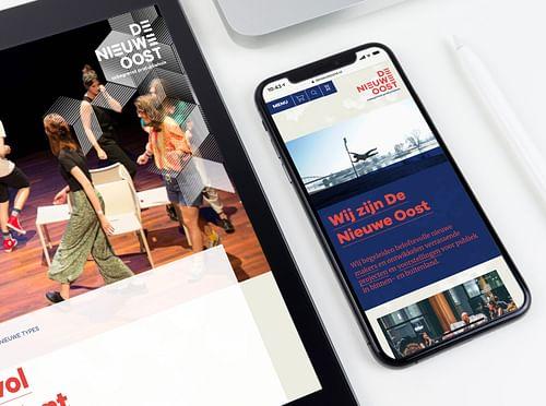 Cultural Ticketing Integration - Website Creatie