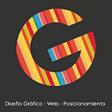 Estudio Gallent. Diseño gráfico, Diseño web, Posicionamiento logo