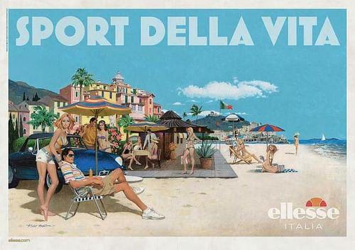 Summer Amalfi Coast - Advertising