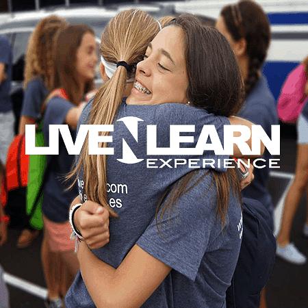 Publicidad para Live N Learn - Publicidad