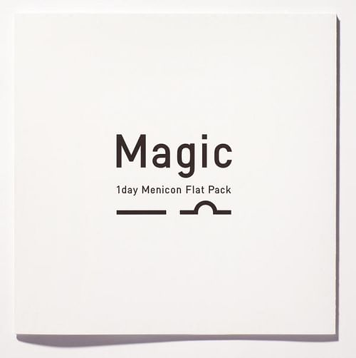 MAGIC - CONCEPT BOOK (DISPOSABLE CONTACT LENS), 1 - Digital Strategy