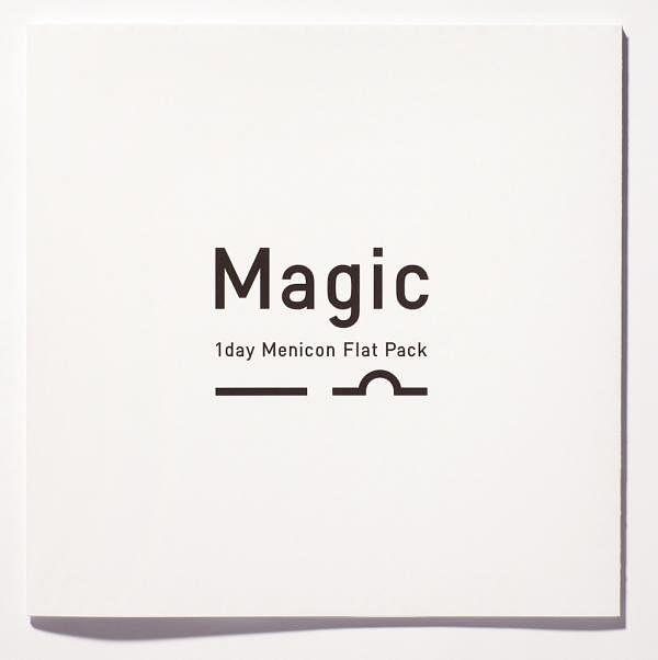 MAGIC - CONCEPT BOOK (DISPOSABLE CONTACT LENS), 1