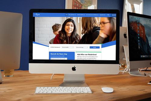 Zoekmachine marketing voor ROC Rivor - Online Advertising