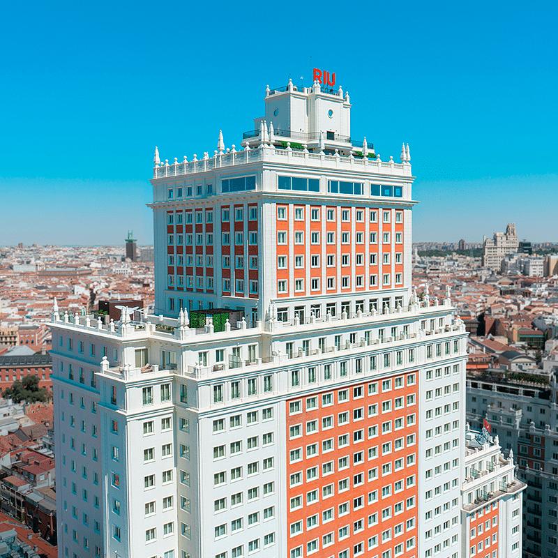 Hoteles RIU Plaza