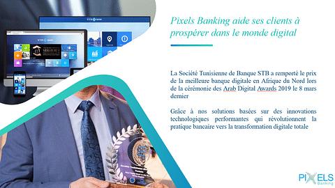 Solution bancaire (mobile et web banking)