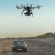 Dronemadrid logo