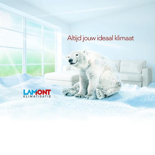 Lamont Concept en logo - Branding & Positionering
