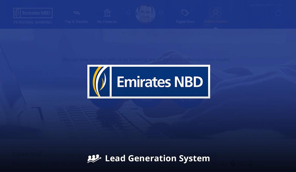 Lead Generation System