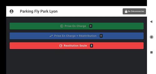 Carpark Dropper - Application mobile
