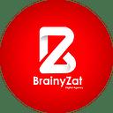 BrainyZat - Digital Agency logo