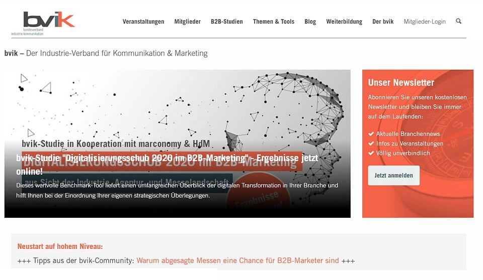 Bundesverband Industrie Kommunikation e.V.