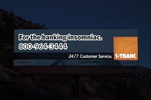 Bank Glows for Insomniacs, 2