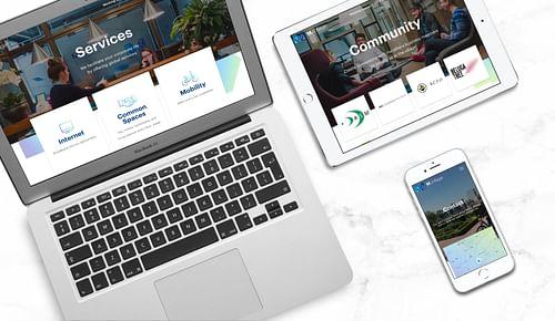 M-Village - Création de site internet
