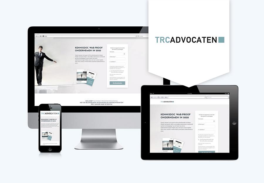 Inbound marketing TRC Advocaten