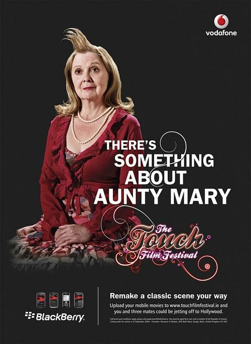 Mary - Ontwerp