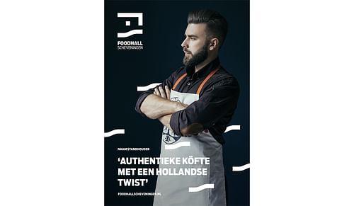Foodhall Scheveningen - Ontwerp
