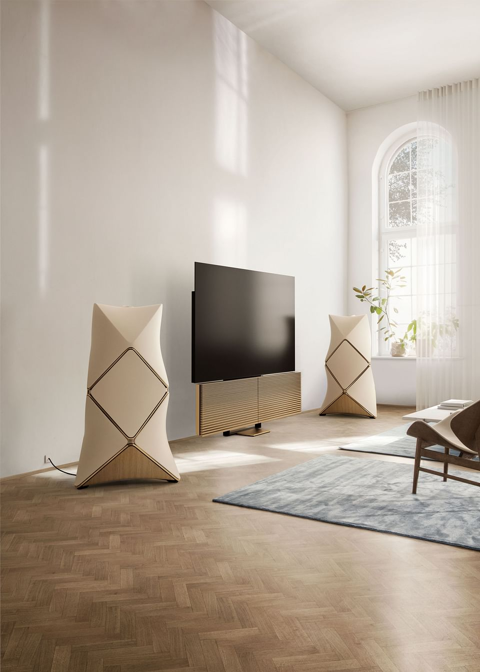 BANG & OLUFSEN 95TH ANNIVERSARY GOLDEN COLLECTION