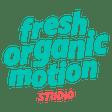 Fresh Organic Motion logo