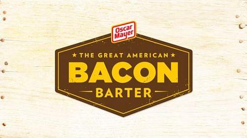 The Great American Bacon Barter - Social Media