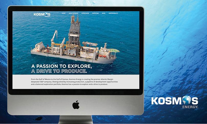 Kosmos Energy Website