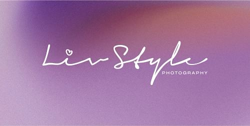 Liv Style Photography Rebrand & Web Development - Website Creation