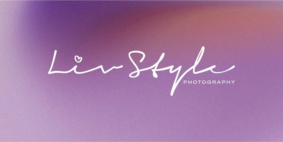 Liv Style Photography Rebrand & Web Development
