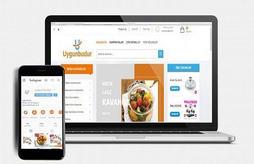 E-commerce Website Development - Website Creation