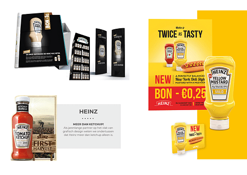 Heinz - Design & graphisme