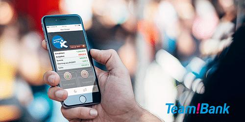Teambank Bildungsapp / Mein Budget - Mobile App