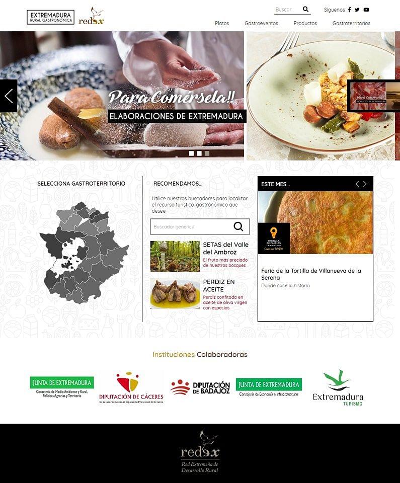 Extremadura Rural Gastronómica