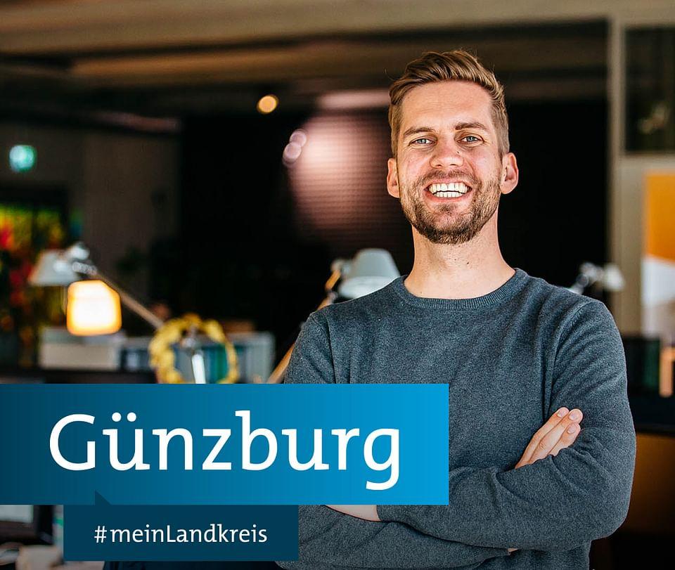Regionalmarketing  Günzburg - Standortkampagne