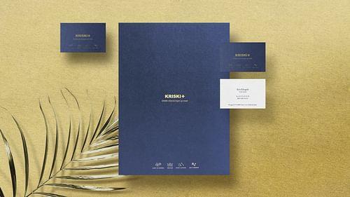 Branding en website voor Kriski + - Website Creatie