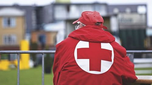 Marketing verbeterd voor het Rode Kruis - Website Creatie