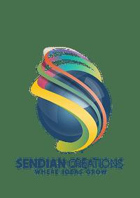 Sendian Creations logo